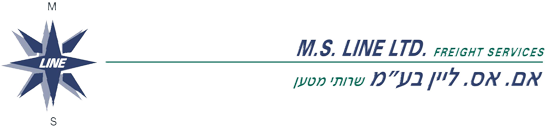 M.S LINE LTD - FREIGHT SERVICES